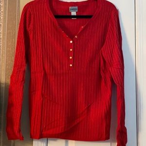Chico's Light Knit Sweater